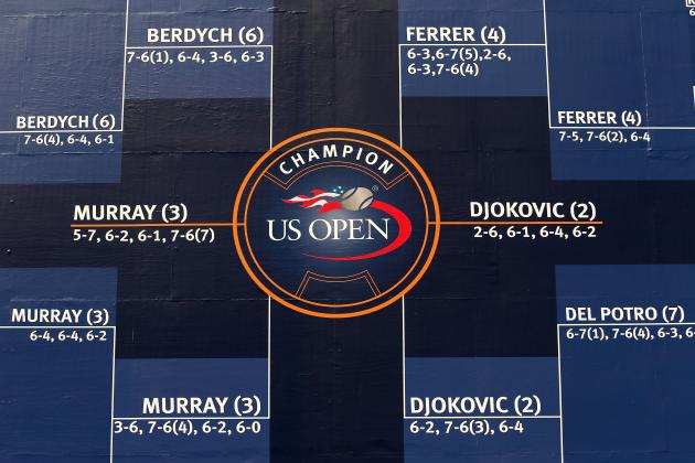 Djokovic vs. Murray: When and Where to Watch US Open Men's Final