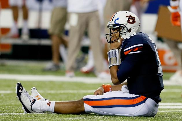 Auburn Football: What Tigers Must Do to Turn Around Season