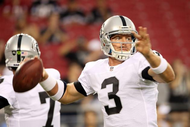 Oakland Raiders 2012: Key Areas the Team Needs to Improve on to Win the AFC West