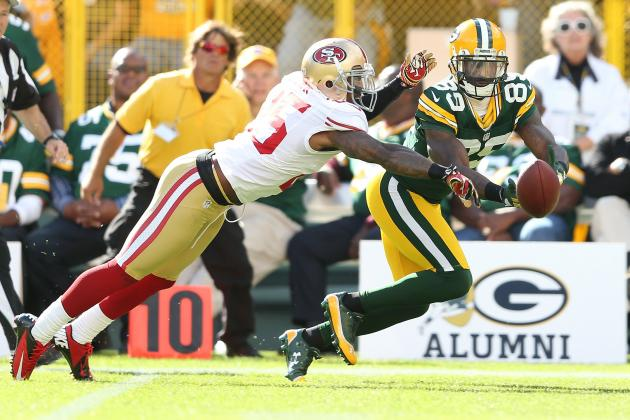 Packers Have No Answer for Physical 49ers