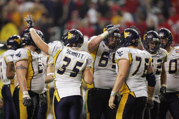 West Virginia Football: The Dream Kickoff Team, 56 Years of Mayhem