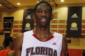 Louisville Basketball Coach Rick Pitino Offers Coveted 2013 Center Joel Embiid