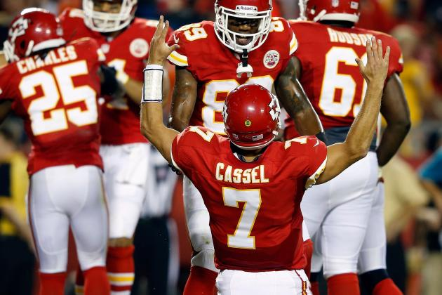 Kansas City Chiefs: Does Matt Cassel Know He Plays in the NFL?