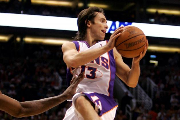 Steve Nash Will Make Everyone in Los Angeles a Better Shooter