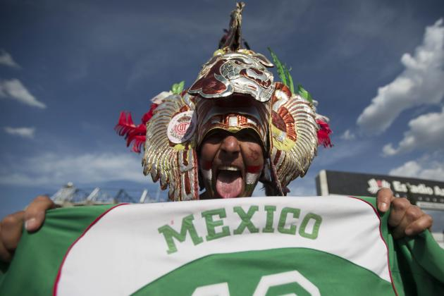 Mexico vs. Costa Rica: Mexicans Set to Claim Vital 3 Points at Home