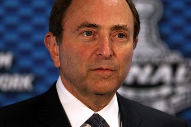 NHL Lockout: Another Salary Rollback Should Be a Non-Starter for the NHLPA