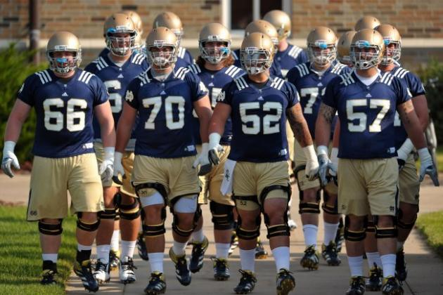 QB Controversy Is Not Notre Dame Fighting Irish's Real Problem