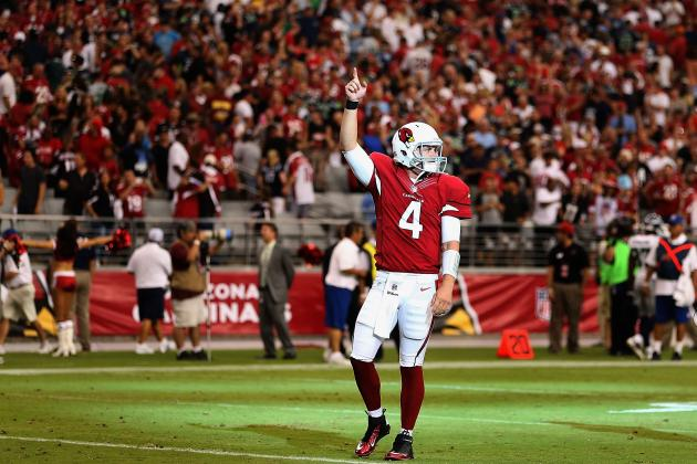 Kevin Kolb: Don't Bank Your Fantasy Team's Success on Cardinals QB