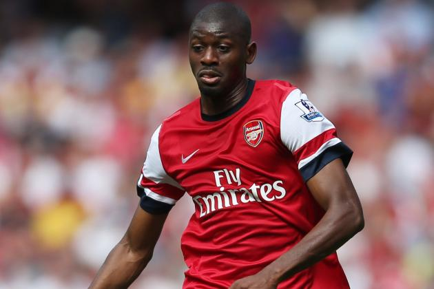 Abou Diaby Injured on International Duty with France