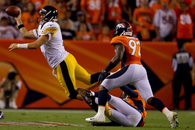 Is There Any Offensive Line in the World to Protect Ben Roethlisberger?