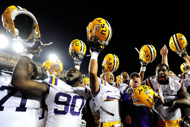 BCS Rankings: Predicting Biggest Surprises When Standings Are Released