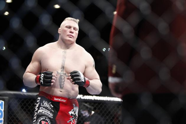 Paul Heyman Puts Final Nail in Coffin on Brock Lesnar UFC Return