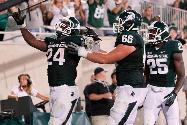 NCAA Football Rankings 2012: Teams That Will Make Big Leaps in Week 3