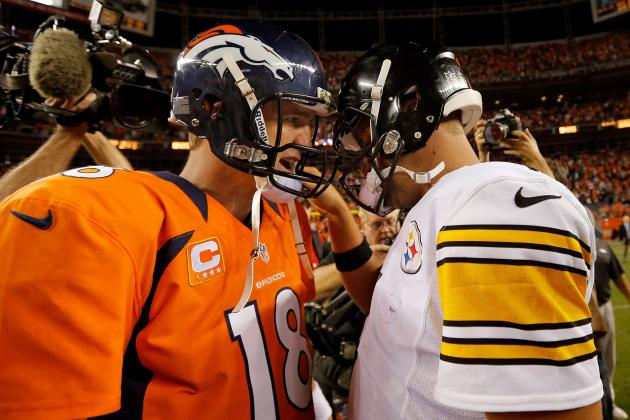 Denver Broncos: Peyton Manning Answers All the Questions in Week 1