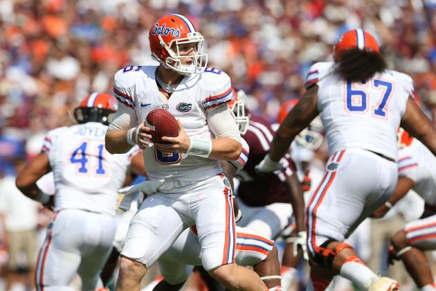 Florida vs. Tennessee: College Football Odds and Betting Predictions