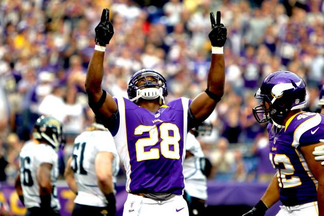 Breaking Down Adrian Peterson's Amazing Return from Knee Injury