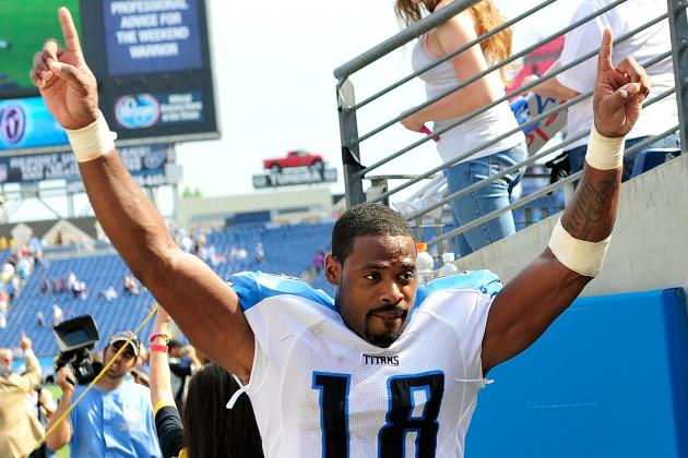 Kenny Britt Injury: Latest Updates on Titans WR's Week 2 Status, Fantasy Value