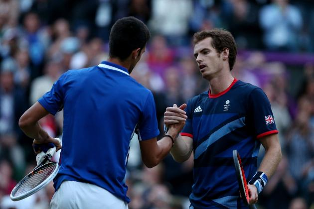 US Open 2012: The Rivalry of Andy Murray and Novak Djokovic