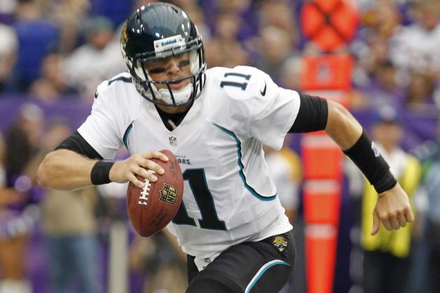 Ryan Tannehill & Blaine Gabbert: Comparing Their Week 1 NFL Starts