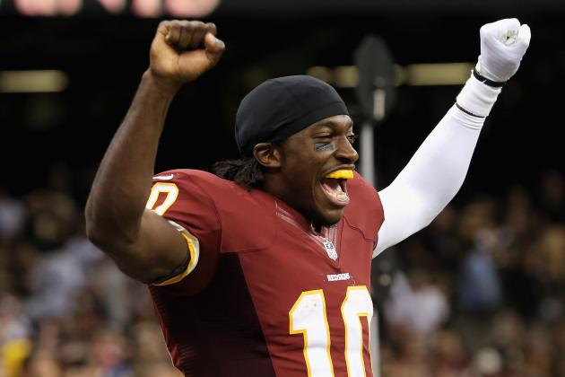 Redskins: How Robert Griffin III and the Shanahans Duped the Saints Defense