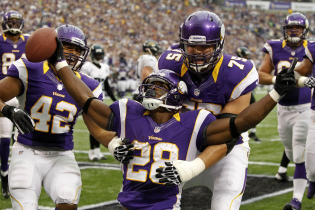 2012 NFL Fantasy Football Week 2: Running Backs (RB) Rankings / Projections