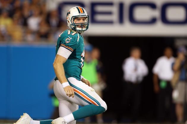 Miami Dolphins: Breaking Down Ryan Tannehill's Interceptions