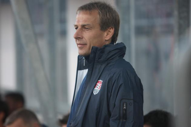 United States vs. Jamaica: Jurgen Klinsmann, US Confident Heading into Rematch