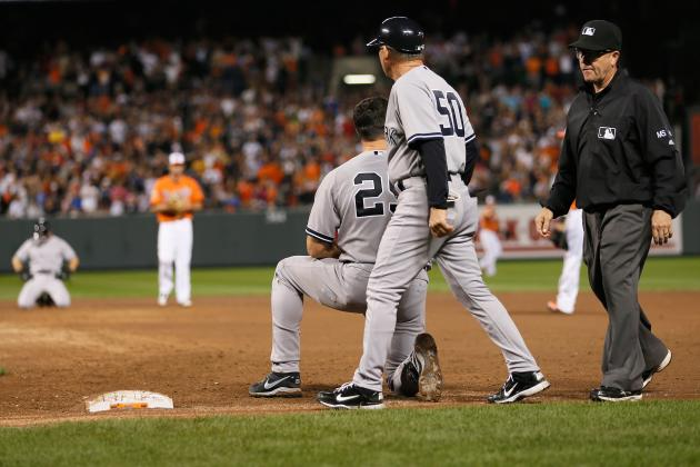New York Yankees: Did Fear of a Bad Call Cost Them the Playoffs?