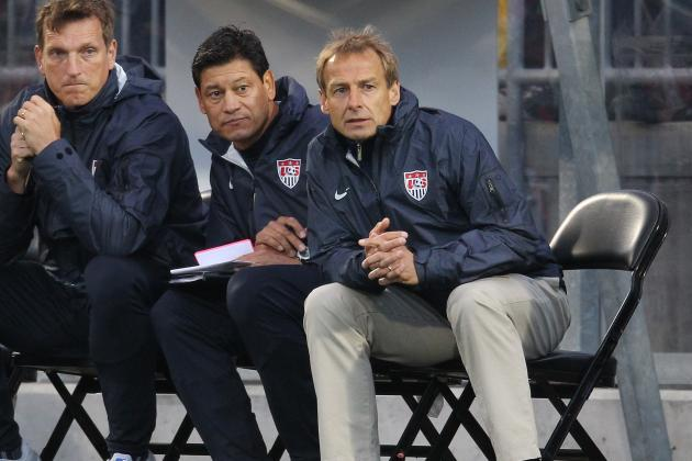 Klinsmann Guarantees USA Victory