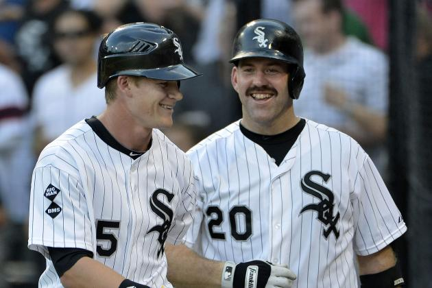 Dunn out vs. Tigers; Youkilis Returns