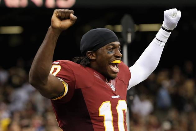 Comparing the First NFL Starts of Cam Newton and Robert Griffin III