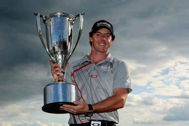 FedEx Cup Standings 2012: Why Rory McIlroy Will Win PGA Player of the Year