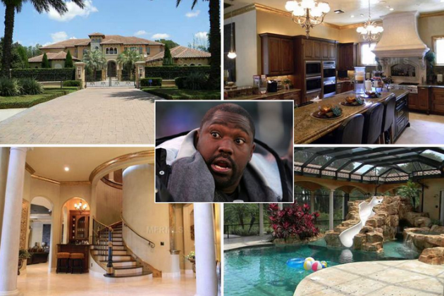 Bankruptcy Court Selling Sapp's Mansion
