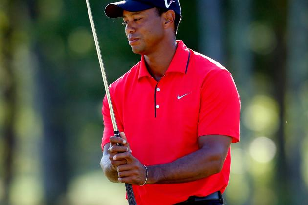 Tiger Woods: Is It Time to Try Phil's Claw Grip?
