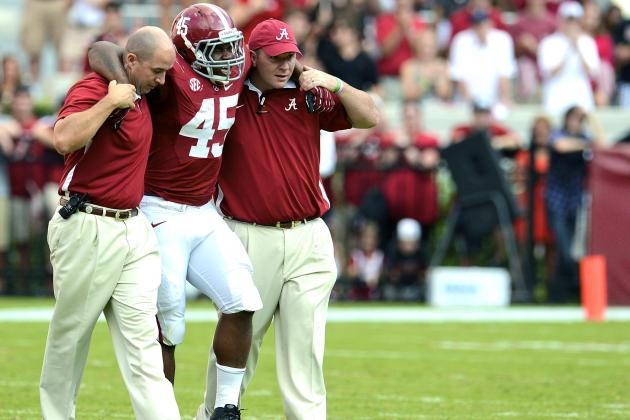 Alabama Football: Injury to RB Jalston Fowler Opens Door for T.J. Yeldon