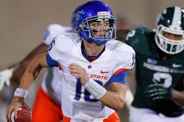 Boise State Football: Why Inexperience Will Keep Broncos out of Top 25