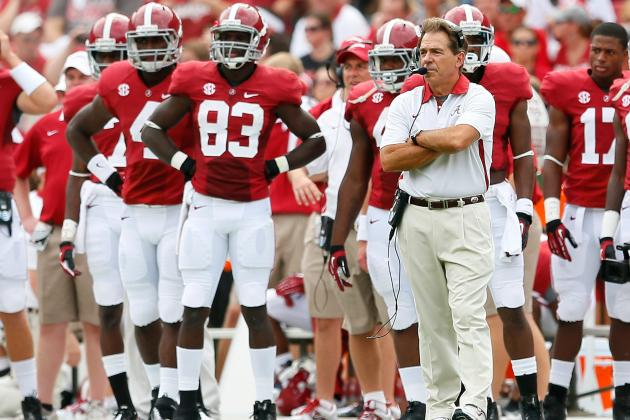 Alabama Football: 3 Worries for Nick Saban and Tide Ahead of Arkansas