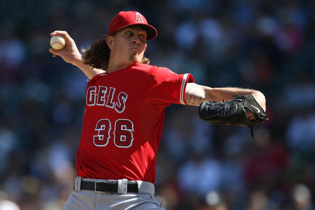 Jered Weaver to Rejoin Angels Rotation on Thursday