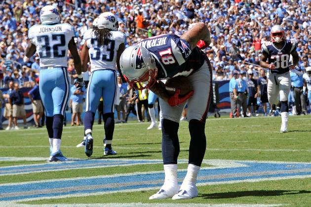 2012 Fantasy Football Week 2: Tight Ends (TE) Rankings/ Projections