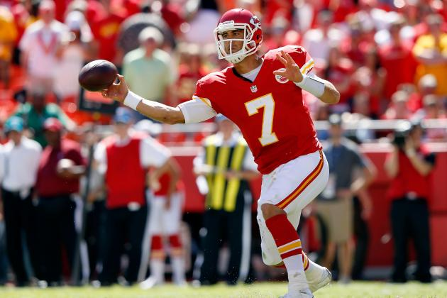 Breaking Down Matt Cassel's Uneven Performance Against the Falcons