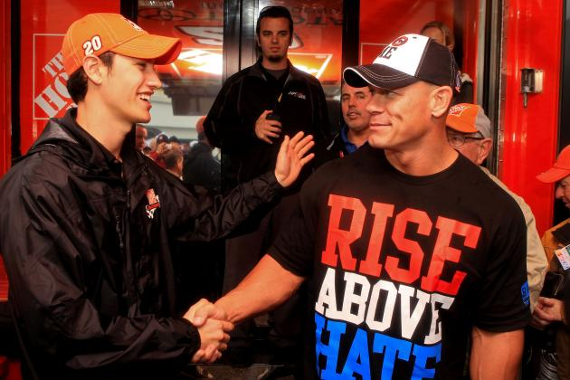 WWE Question: Could John Cena Be the Greatest WWE Superstar Ever?