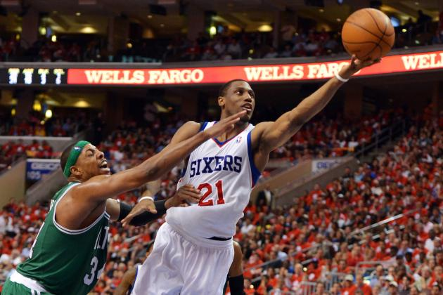 Should Thaddeus Young Start for the Philadelphia 76ers?