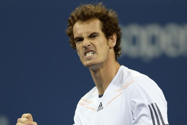 US Open Tennis Men's Finals 2012: Andy Murray Wins Marathon over Novak Djokovic