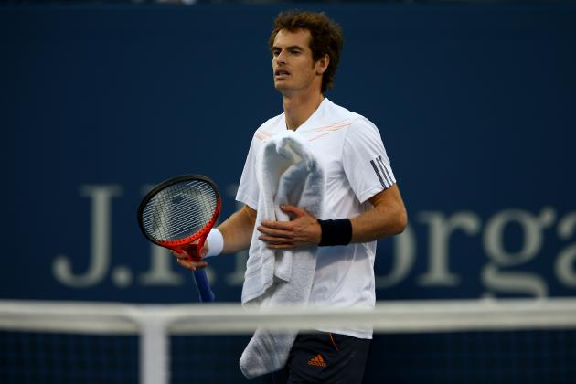 Andy Murray Defeats Novak Djokovic to Win US Open 2012 Men's Final