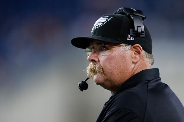 Why Andy Reid Should Be the First Coach Fired in 2012