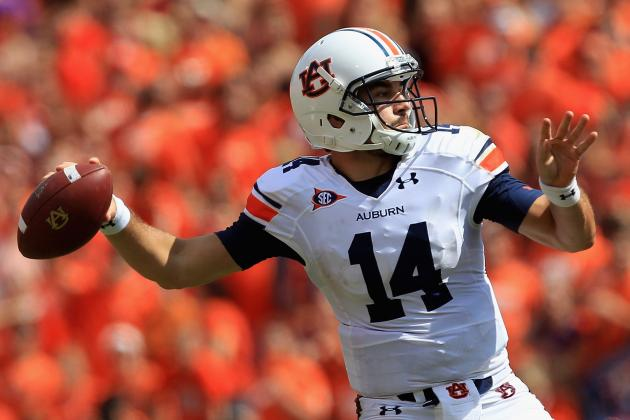 Auburn Football: Tigers Shot Themselves in Foot by Chasing Away Barrett Trotter