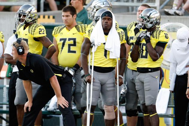 Oregon Football: Have Injuries Already Derailed Ducks' Season?