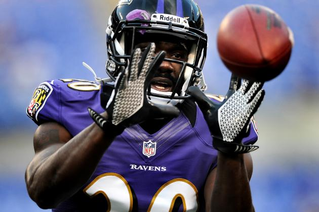 Ed Reed Injury: Update on Ravens Safety's Hamstring