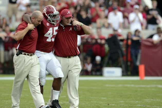 Alabama Crimson Tide Football: Why Jalston Fowler's Injury Is a Terrible Blow.