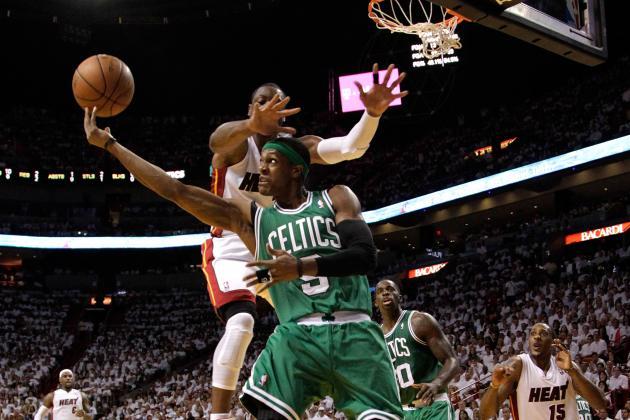 NBA 2K13 Player Ratings: Understanding the Huge Increase in Rajon Rondo's Rating